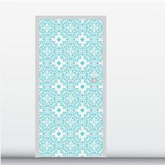Morocco Pattern Door Skin