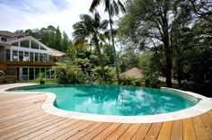 Billabong style pool - Killara