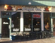 Rocky Mountain Bagel Co Ltd Lox And Bagels, Bagel Shop, North Vancouver, Great Coffee, Banff, My Happy Place, Places To Eat, Rocky Mountains