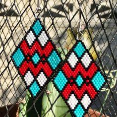 #beadwork #beadedearrings #beadedjewelry #brickstitch #beads #beading #handmade #handmadejewelry #beadweaving #earringsforsale #seedbeads #seedbeadjewelry #seedbeadedearrings #lovebeads