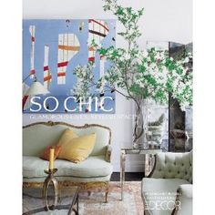 Stylish interiors book by Elle Decor. Looks good. -  Sincerely, JoAnne Craft