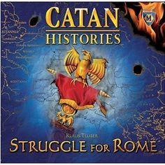 Catan Histories: Struggle for Rome board game