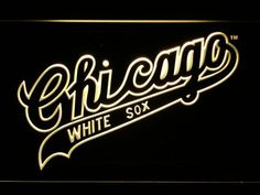 Chicago White Sox 1971-1975 LED Neon Sign - Legacy Edition