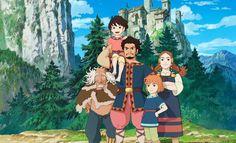 Movistar Series emitirá la serie animada de Ronja la hija del bandolero