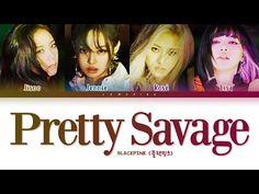 Savage Lyrics, Song Download Sites, Color Coded Lyrics, Blackpink And Bts, Blackpink Photos, Album, Greatest Songs, Blackpink Jisoo, Music Songs