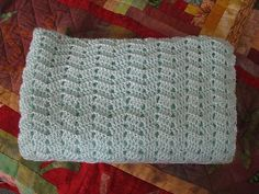 Ravelry: Ripple Baby Blanket pattern by Cuddles-uk