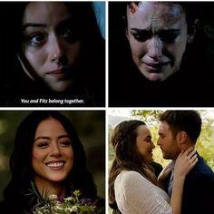 Agents of Shield Season 4+5 - Daisy - Jemma - Fitz - FitzSimmons Wedding - Agents of Shield