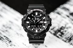 Eric Haze Helps Casio G-SHOCK Celebrate 35th Anniversary with Special Edition GA700