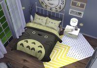 Enure Sims: CUTE BLANKETS & PILLOWS