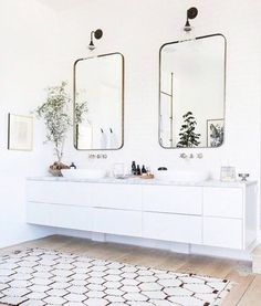 Simple Mirrors