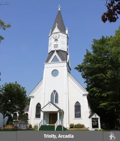 Trinity Lutheran Church in Arcadia, Michigan #LCMS