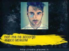 Marco Mengoni, radio online con le canzoni piu' belle