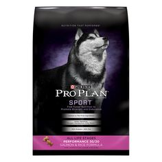Purina Pro Plan Sport Performance 30/20 Salmon and Rice Formula Dry Dog Food * Wow! I love this. Check it out now! : Dog Food
