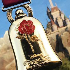 Disney Princess Half Marathon Medal