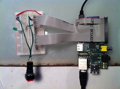 If you already have your hands on a Raspberry Pi and are eager to make some LEDs blink and read the status of pushbutton switches, I want to share with you this excellent tutorial by Tedb0t. He sho...