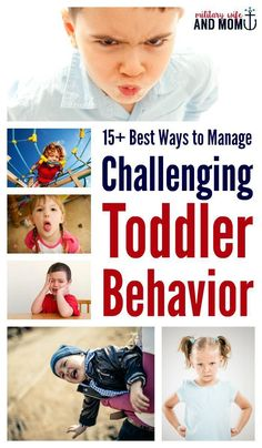 Aggressive toddler? Biting, hiting, kicking, whining, rude behavior--these are awesome ways to help stop these agressive behaviors in toddlers.