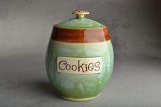 Cookie Jars Symmetrical Pottery6 | createniks