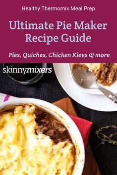 Pie Maker Recipe Guide