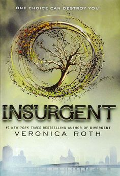 "Divergent, Veronica Roth | 15 Book Series To Read If You Enjoyed ""The Hunger Games"""