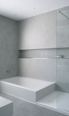 #Minimalist #bathroom Modest Interior Ideas
