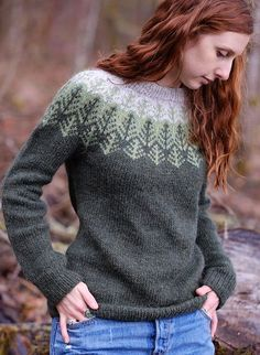 25 ideas crochet sweater girl pattern stitches for 2019 Fair Isle Knitting Patterns, Knitting Machine Patterns, Sweater Knitting Patterns, Knitting Stitches, Knitting Designs, Free Knitting, Knitting Sweaters, Knitting Tutorials, Vintage Knitting