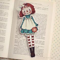 Rag Paper Doll