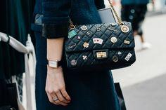 Sokak Stili: Paris Moda Haftası 7. ve 8. Gün