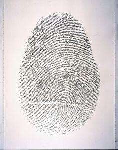 Karl Haendel - Thumbprint #8