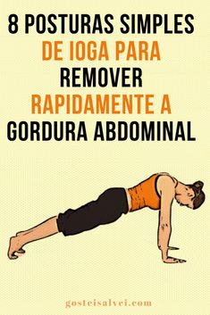8 simple yoga poses to quickly remove abdominal fat - Enjoy . Yoga Fitness, Health Fitness, Easy Yoga Poses, Abdominal Fat, High Intensity Interval Training, Yoga Routine, Yoga Fashion, Personal Trainer, Pilates