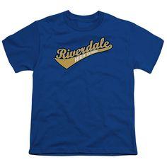 ARCHIE COMICS RIVERDALE HIGH SCHOOL Youth Short Sleeve T-Shirt