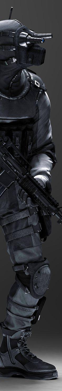 Spectre (Umbrella USS Delta Team, sniper)  Resident Evil Operation Raccoon City
