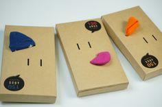 150 años - funny #socks #packaging #idea on Behance
