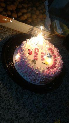 Meu bolo ! Eu amei❤