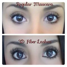 3D Fiber Lash Mascara is unlike an mascara you've ever tried! Lasts 8-12 weeks, washes off with ease each night and hypoallergenic! Contact me for more info or to host a Facebook party to earn yours FREE! www.youniquebyjessica.com