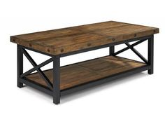 Flexsteel Rectangular Coffee Table 6722-031