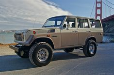 Toyota Land Cruiser BJ - FJ Series