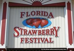 A visit to the great Florida Strawberry Festival always promises to be fun and tasty!