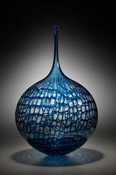 *Art Glass by Sam Stang