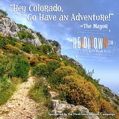 HeidiTown.com, the place for fun information about #Colorado festivals & #travel! Go have an adventure!