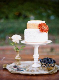 Wedding Cake   On SMP: http://www.stylemepretty.com/2013/11/25/irish-castle-inspiration-shoot-from-chris-isham-photography   Photography: Chris Isham (scheduled via http://www.tailwindapp.com?utm_source=pinterest&utm_medium=twpin&utm_content=post88597455&utm_campaign=scheduler_attribution)
