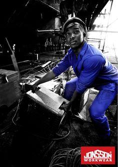 #JonssonWorkwear #Workwear #work #contisuit #Photography