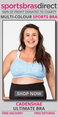 Designed for bigger busts and providing ultimate support and comfort this high impact, wirefree maternity & nursing sports bra features a convertible back. The Ultimate Maternity Multi-Colour Sports Bra by Cadenshae is an absolute game changer for active breastfeeding mums. Say goodbye to doubling up bras – this incredible high impact nursing sports bra will be your one go-to bra for any type of workout or activity. Shop Now! #bra #sportsbra #maternity #multicolourbra #multicoloursportsbra
