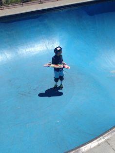 Bondi Beach Skatepark  #skatepark #skate #skateboarding #skatinit