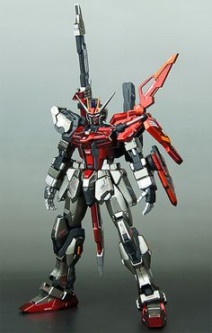 GUNDAM GUY: 1/100 Sword Strike Gundam - Painted Build