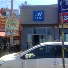 "JW.org ""store"" in Tijuana, Mexico. (It's not a Kingdom Hall)"