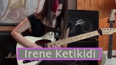 Irene Ketikidi: Jazz Fusion Premium 4 promo   Jazz Fusion Premium 4 Learn how to play another awesome solo by Irene Ketikidi! Inside the Jazz Fusion Premium 4 Video Guitar Lesson package (Zip File): Folder 1  2 Performance Videos of the solo (front and side camera views)  Lesson Overview Folder 2  15-minute CBG audio backing track: Jazz Fusion 2-8 Eb 130 bpm  Chord chart for this backing track Slow Tempo Videos Folder  6 solo videos Solo notation & tab  Solo notation & tab.gp5 (Guitar Pro 5…