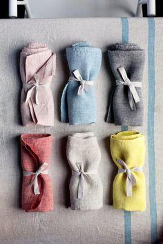 USVA washed 100% linen. Design Anu Leinonen, Made in Finland by Lapuan Kankurit Oy