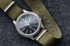 Seiko 5 military - best and most stunning cheap watch on the market