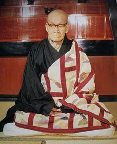 Zen Meister Kodo Sawaki Geboren: 16. Juni 1880, Tsu, Präfektur Mie, Japan Gestorben: 21. Dezember 1965, Antai-ji, Shin'onsen, Hyōgo, Präfektur