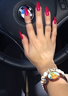 OPI You Rock-Acapulco Red
